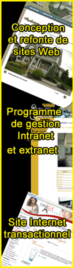 Conception de Site Internet